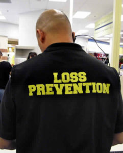 Loss prevention officers